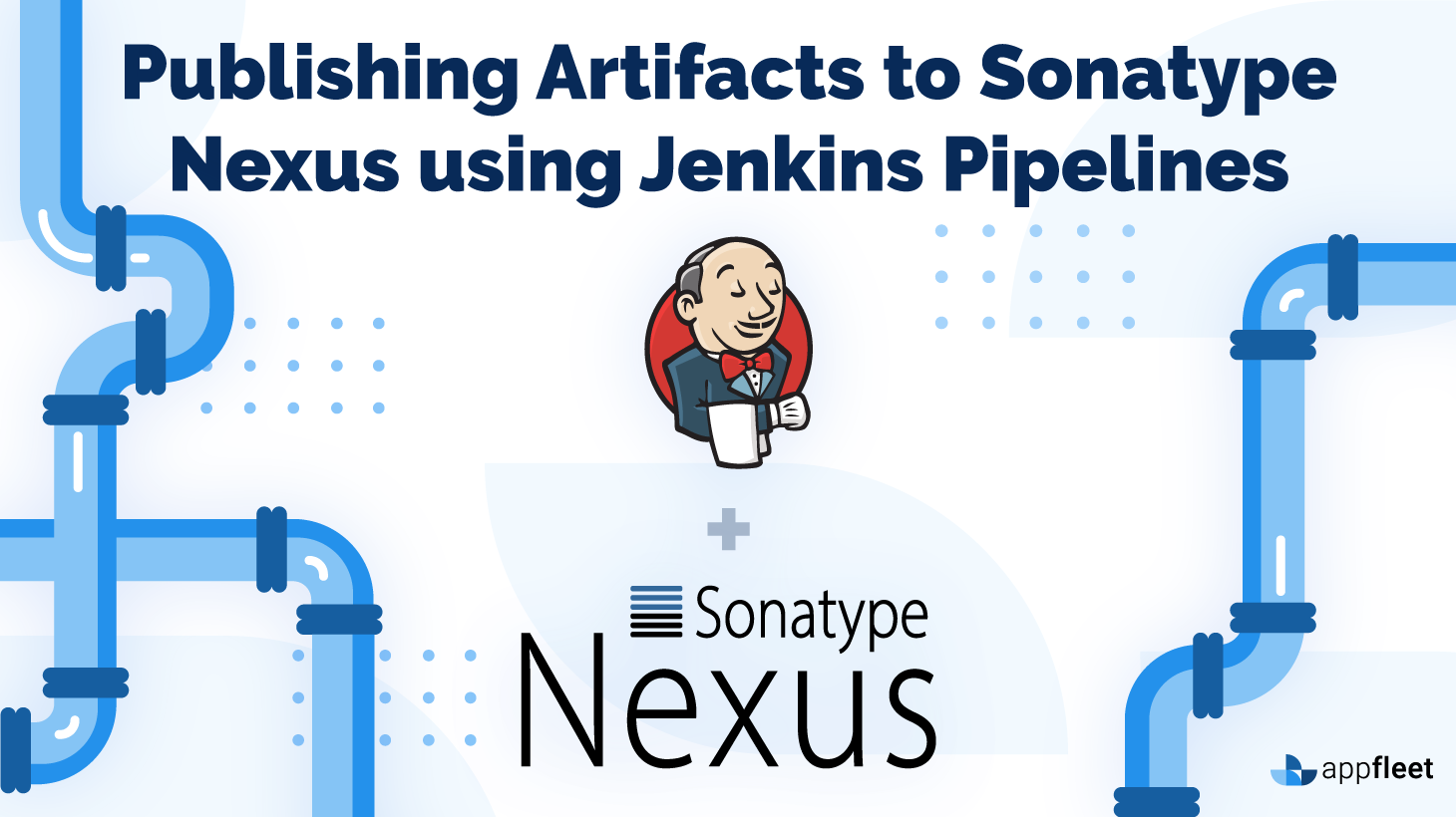 Publishing Artifacts to Sonatype Nexus using Jenkins Pipelines