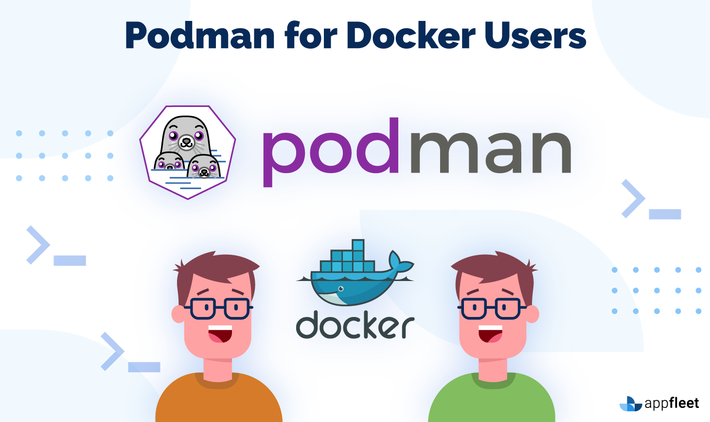 Podman for Docker Users