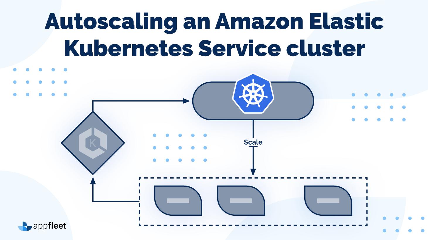 Autoscaling an Amazon Elastic Kubernetes Service cluster