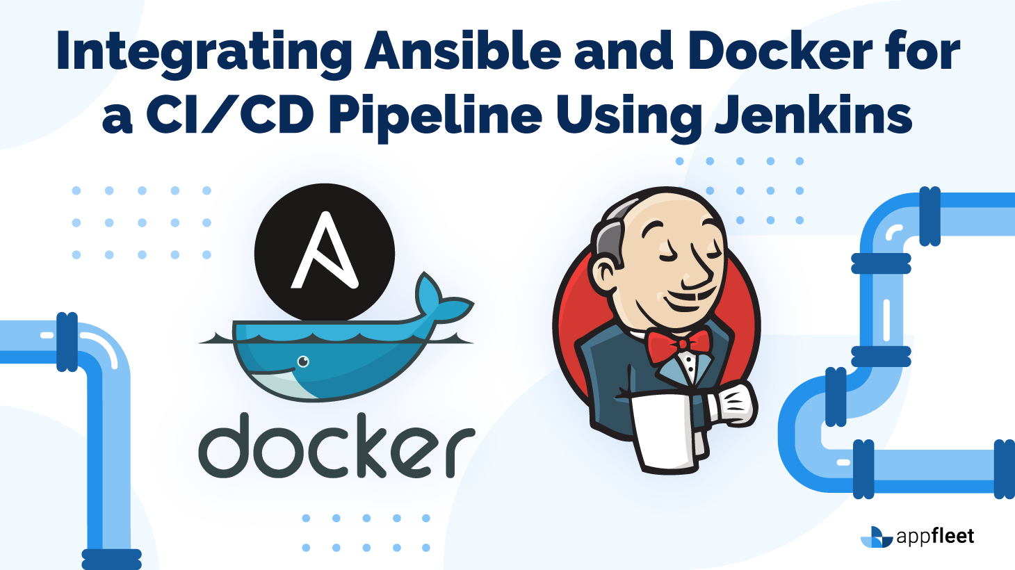 Integrating Ansible and Docker for a CI/CD Pipeline Using Jenkins