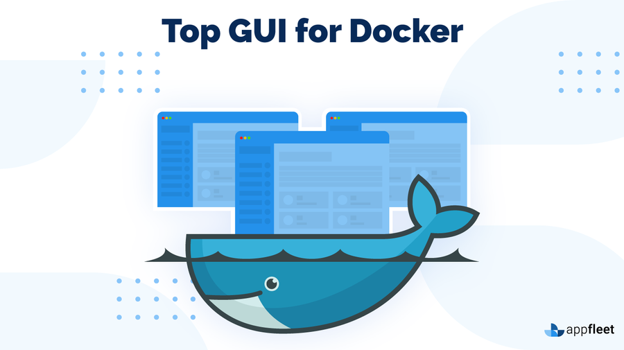 Top GUI for Docker