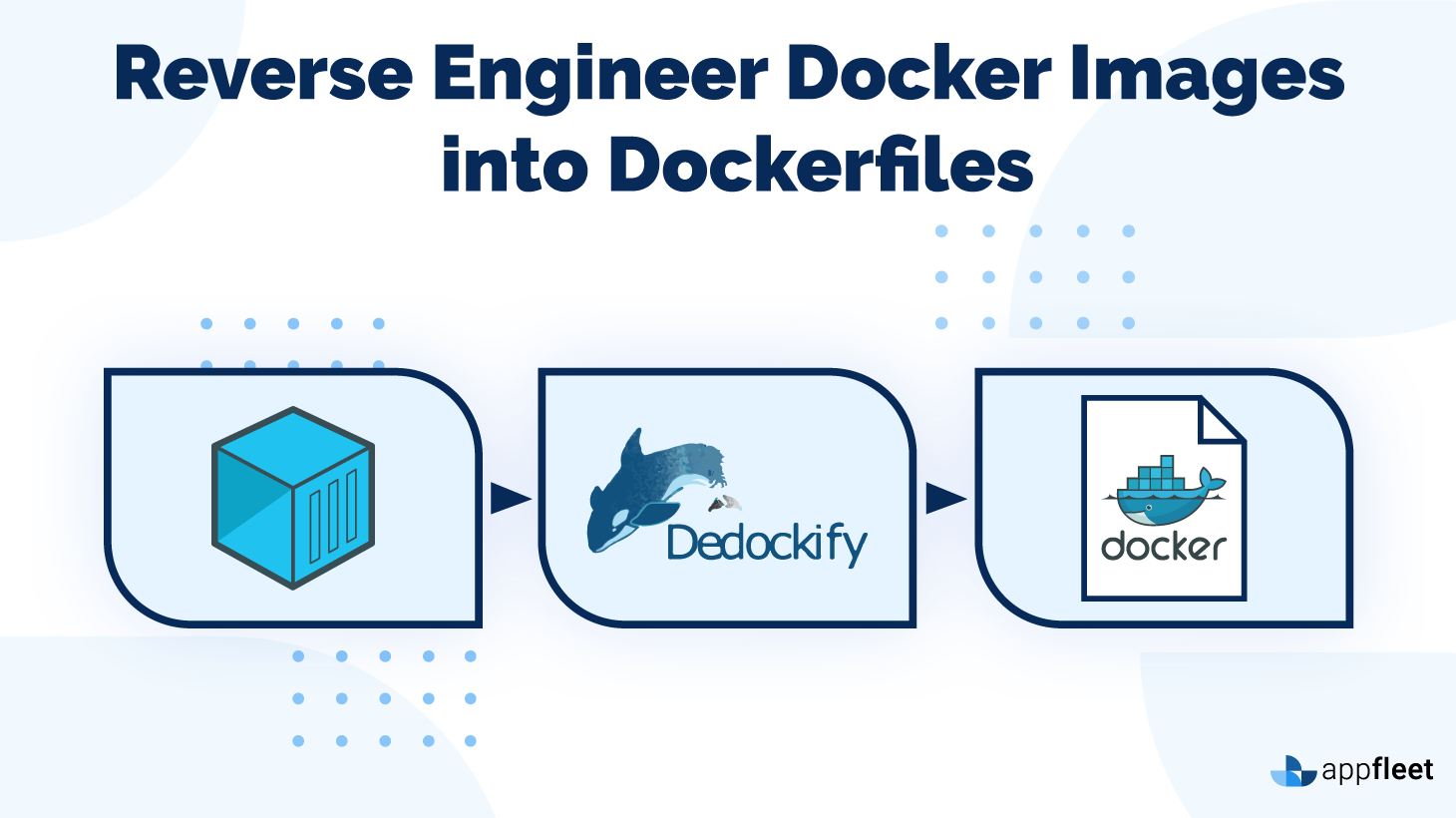 Reverse Engineer Docker Images into Dockerfiles