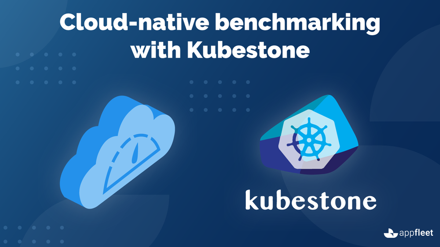 Cloud-native benchmarking with Kubestone