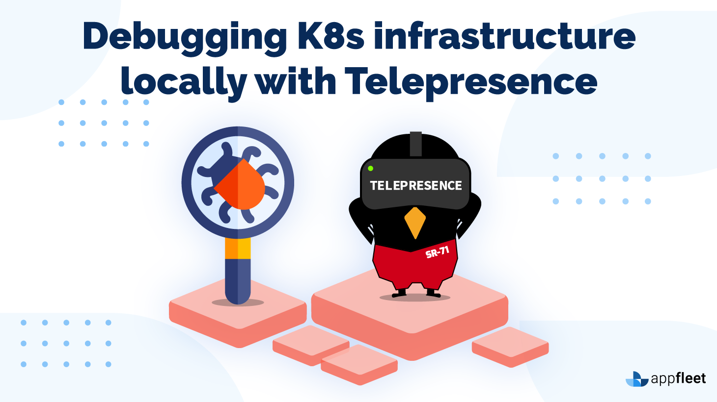 Debugging K8s infrastructure locally with Telepresence