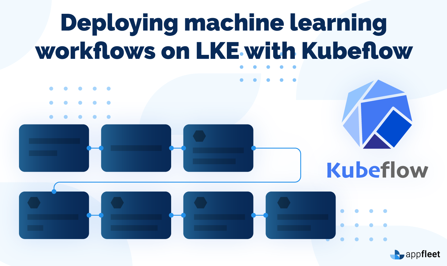 Deploying machine learning workflows on LKE with Kubeflow