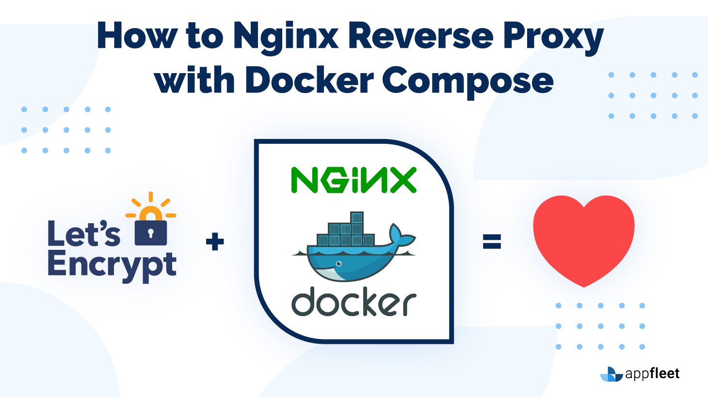 How to Nginx Reverse Proxy with Docker Compose