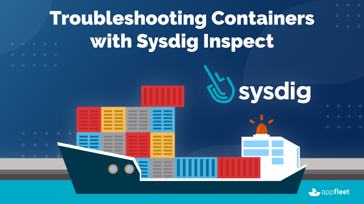 Troubleshooting Containers with Sysdig Inspect