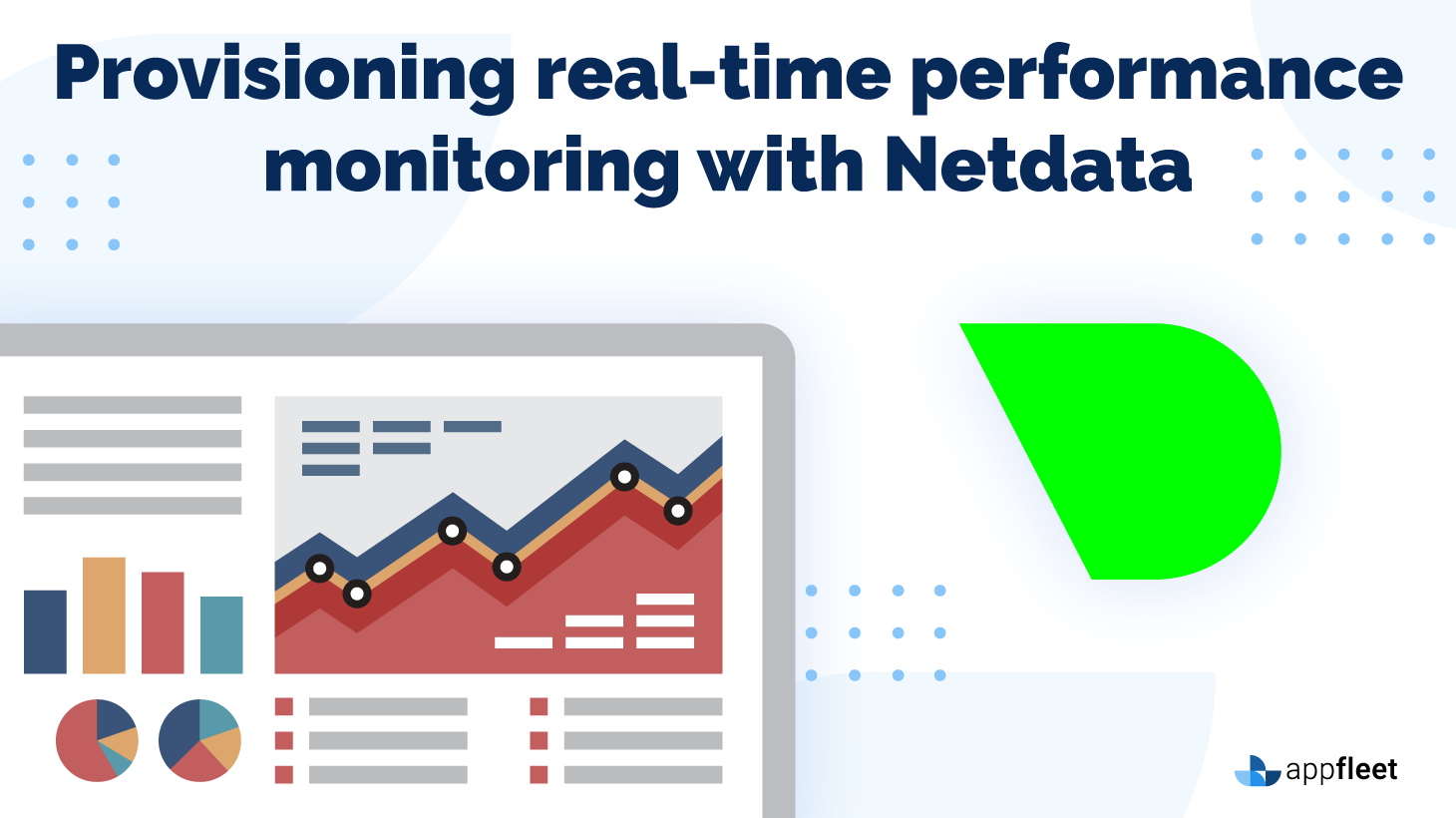 Provisioning real-time performance monitoring with Netdata