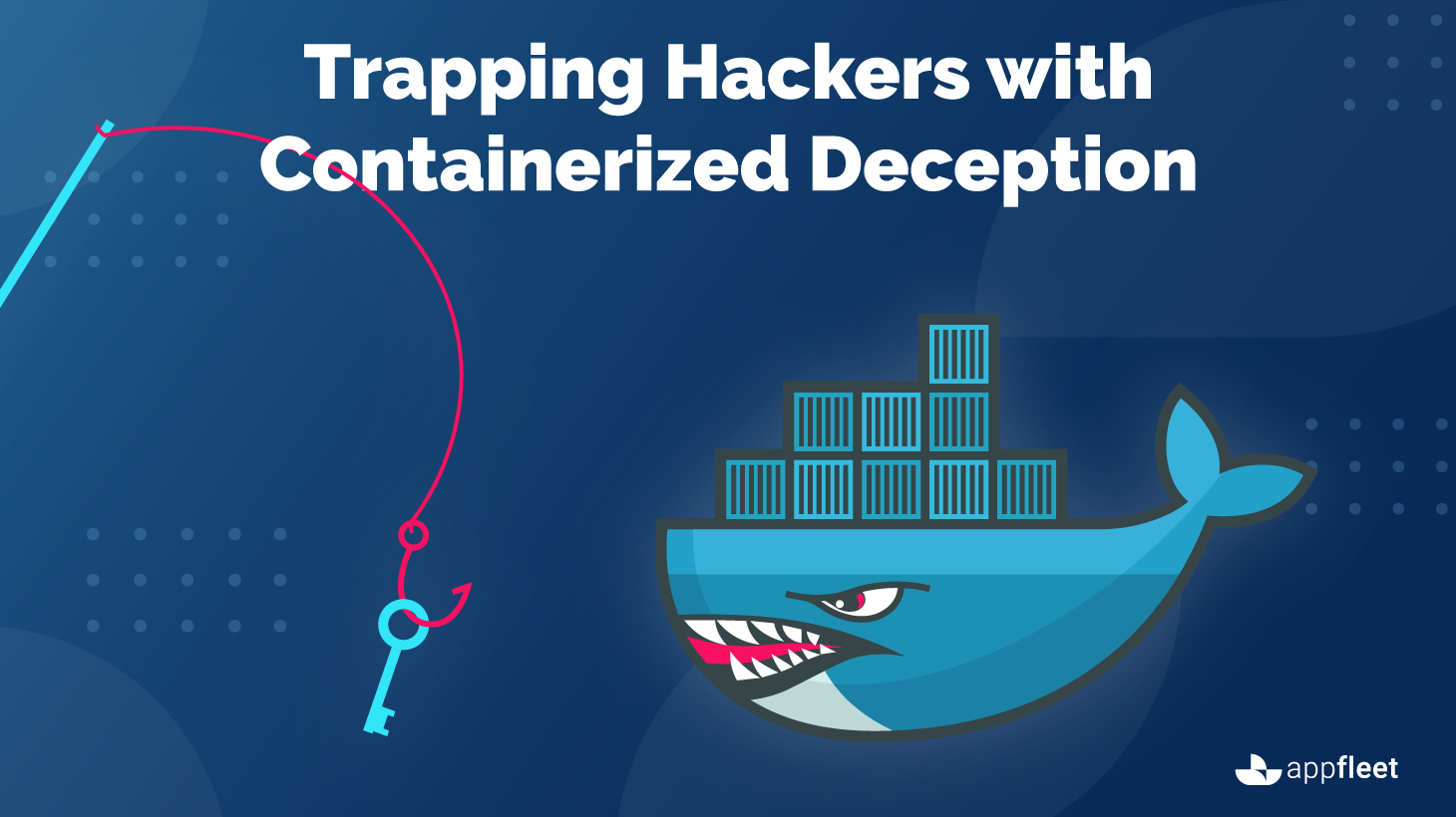Trapping Hackers with Containerized Deception