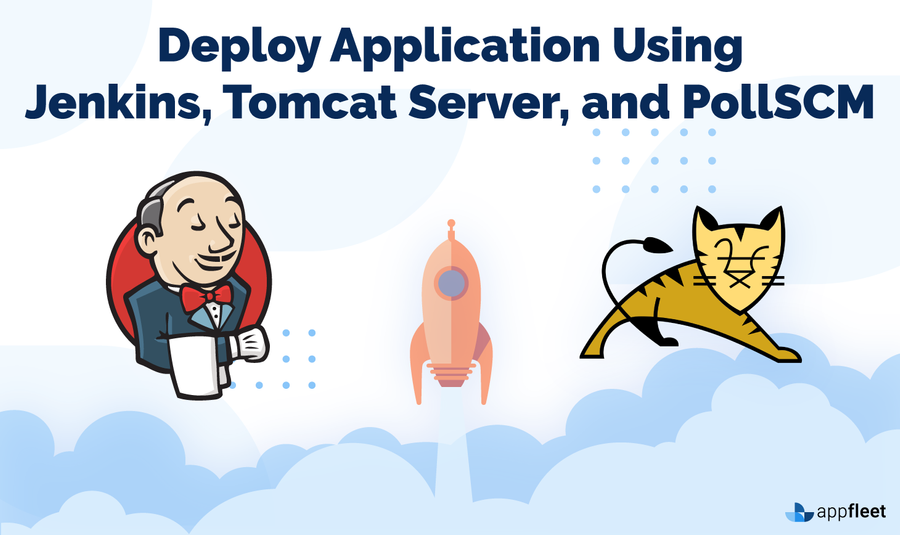 Deploy Application Using Jenkins, Tomcat Server, and PollSCM